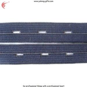Button Hole Elastic Tape for Garment (YH-ET019) pictures & photos