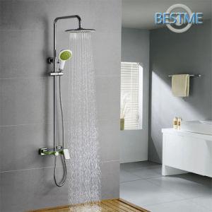 Green Color Shower Set (BM-60030P) pictures & photos