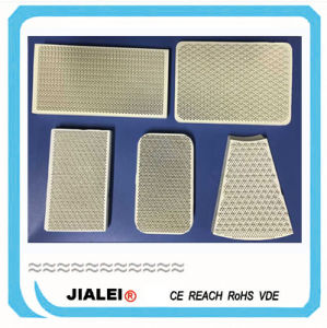 Custom Made Cordierite Infrared Ceramic Honeycomb Plate and Catalytic Gas Heating Panel Plague pictures & photos