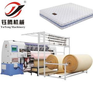 Computerized Mattress Quitling Machine pictures & photos