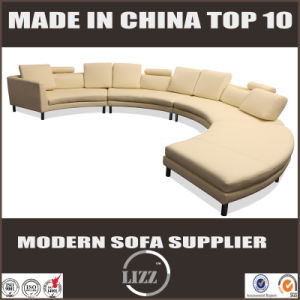 Modern Style Semi-Circular Sofa (LZ-189) pictures & photos