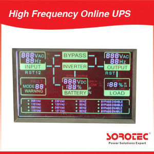 Good Quality LCD Display Online UPS 6-10kVA pictures & photos
