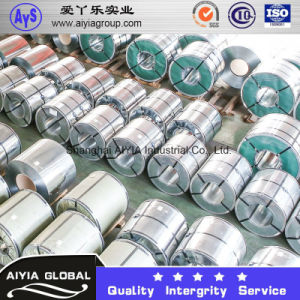 SGCC, Dx51d, S220gd, Q195 Hot Dipped Galvanized Coil for Home Appliances pictures & photos