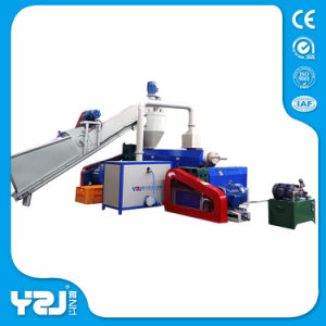 Waste Scrap Plastic Recycling and Pelletizing Machine pictures & photos
