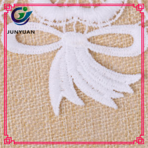 Flower Pattern Lace Indian Lace Material Collar pictures & photos