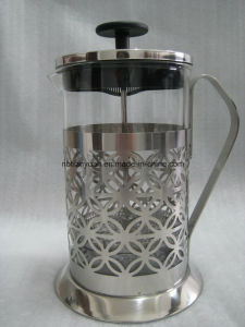 Coffee Maker French Presses Single Wall Coffee Plunger Stainless Steel Coffee Maker French Press Coffee Maker