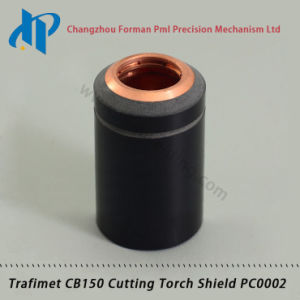 Trafimet CB150 Plasma Welding Torch Consumables Kit Shield PC0002 pictures & photos