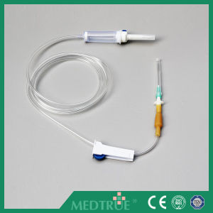 Ce/ISO Hot Sale Cheap Medical Disposable Infusion Set (MT58001201) pictures & photos