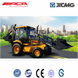 XCMG Original Xt870 New Backhoe Loader pictures & photos