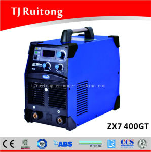 IGBT Tube Inverter DC MMA Welding Arc Welder Arc 400gt Industry Grade pictures & photos