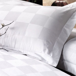 Bed Linen Jacquard Pillow Covers (DPF052973) pictures & photos