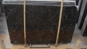 Dark Emperador Marble Slab for Flooring, Wall Tile pictures & photos