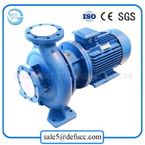 Horizontal End Suction Electric Motor Water Pump for Irrigation System pictures & photos
