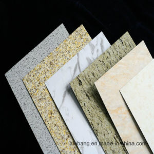 Granite & Stone Aluminium Composite Panels (ALB-011) pictures & photos