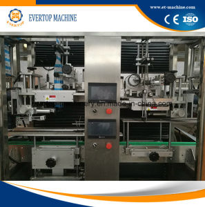 Automatic Labeling Machine Sleeve Shrinking pictures & photos