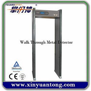 High Sensitivity Door Shaped Body Metal Scanning Machine (XYT2101S) pictures & photos