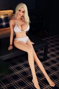158cm Big Boobs Japanese Girl Life Size Silicone Sex Doll pictures & photos