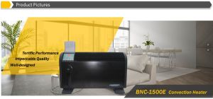 Good Quality 1500W Convection Heater with Remote Control pictures & photos