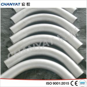 Stainless Steel Mitre Bend A815 Wps32205 (UNS S32205) pictures & photos
