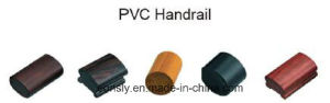 Indoor Handrail with Pcv Handle pictures & photos