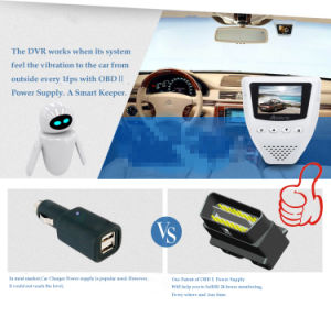 OEM Front View HD 720p Dashboard Cam pictures & photos
