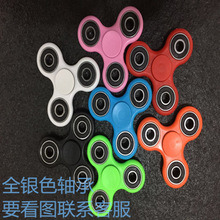 Hotest Plastic Toy OEM Hand Finger Fedget Spinner pictures & photos