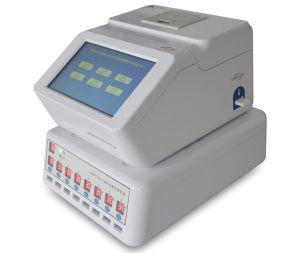Medical Rapid Test Device Immunoassay Analyzer Fi-1000 pictures & photos