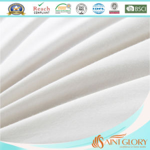 Hotel Luxury Down Layer Pillow Top Soft Mattress Pad pictures & photos