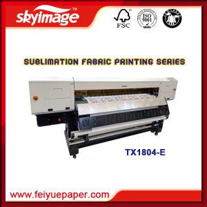 Sublimation Textile Printer Oric Tx1804-E with Large Format 1, 8m and Four Original Epson Dx-5 pictures & photos