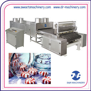 Microfilm Cooker Candy Machinery Depositing Complete Machine Line pictures & photos