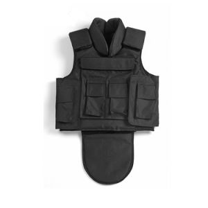 Bulletproof Vest Kevlar Nij III Iia IV 7.62mm Military Army Tactical Body Armor pictures & photos
