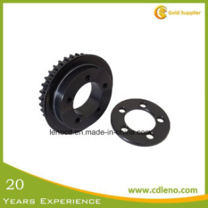 China Manufacturer Keyway Bore Synchronous Belt Pulley for Motor pictures & photos