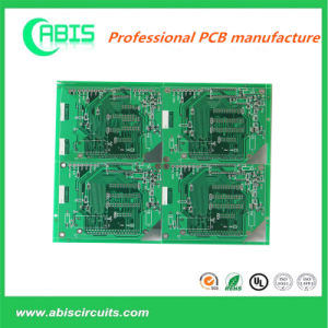 Green Ink Rigid Board PCB with Lead Free HASL. pictures & photos
