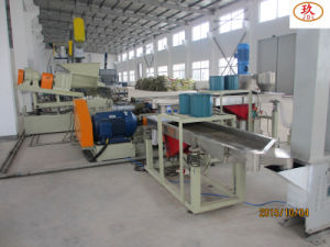 Mica High Filler Master Batch Granulator