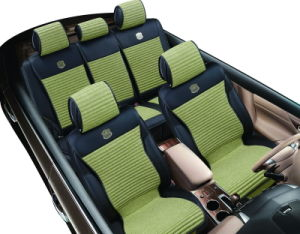 Linen Car Seat Cover Slim Shape with Nature Fragrance pictures & photos