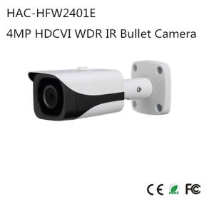 4MP Hdcvi WDR IR Bullet Camera (HAC-HFW2401E) pictures & photos