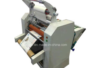 HTD-520 hydraulic electric laminating machine pictures & photos