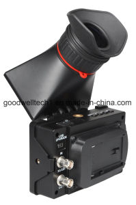 3.5 Inch EVF with Sdi Input for DSLR Camera (S350) pictures & photos
