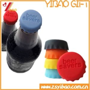 Hot Sale 100% Food Grade Beer Savers Silicone Cap pictures & photos