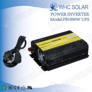 Powerboom 1000W UPS Solar Power Inverter with Charger pictures & photos