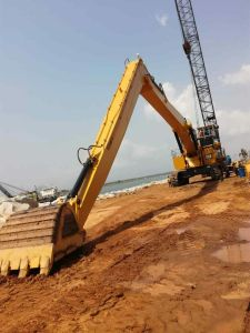 Long Reach Boom for Excavator CAT6018 33m pictures & photos
