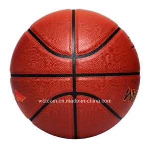 Original Practice PVC Sponge Deflated Basketball pictures & photos