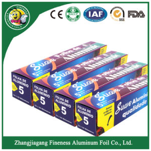Hot Selling Aluminum Foil for Food Packing pictures & photos