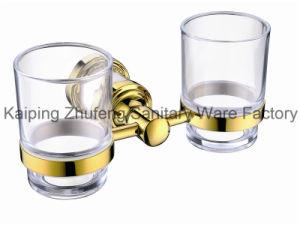 New Design Zf-564 Glass Shelf Jade Bathroom Accessory pictures & photos