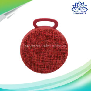 Cloth Silicon ABS Shell Waterproof Portable Mini Bluetooth Speaker pictures & photos
