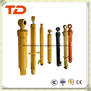 Doosan Dh60-7 Bucket Cylinder Hydraulic Cylinder Assembly Oil Cylinder for Crawler Excavator Cylinder Spare Parts pictures & photos