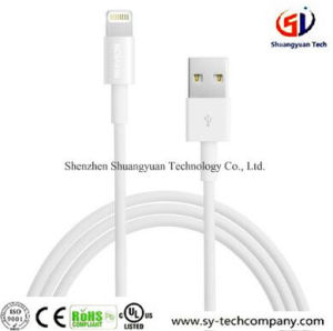 3FT 8 Pin Lightning Cable USB Data Sync Cord Charger Cables for Apple iPhone SE, 7, 7 Plus, 6s Plus, 6s, 6 Plus, 6, 5s, 5c, 5, iPad Air, iPad Mini, iPod Touch pictures & photos