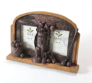 Polyresin Craft Photo Frame Craft Gift Wedding Home Decoration pictures & photos