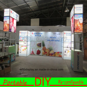 3X3 Modular Easy-Assembly Aluminum Extrusion Illuminant Light Box Type Expo Display pictures & photos