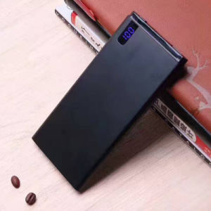 Portable Power Bank with LED Display Business Mobile Phone Charger 8000mAh pictures & photos